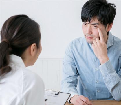 緑内障は目の定期健診で早期発見がカギとなります